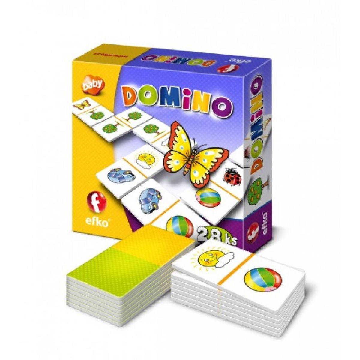 Efko Domino baby