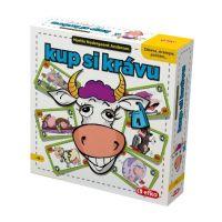 Efko Kup si krávu společenská rodinná hra