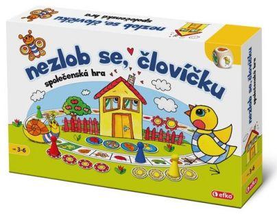 EFKO 54630 - NEZLOB SE ČLOVÍČKU !