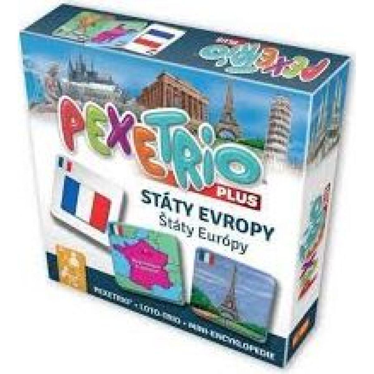 Efko Pexetrio Státy Evropy plus