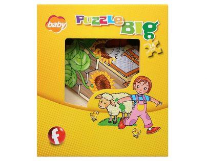Efko Puzzle Big Baby Farma