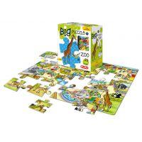 Efko Puzzle Big Baby Zoo 24 dílků