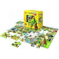 EFKO 54615 - Puzzle BIG ZOO BABY