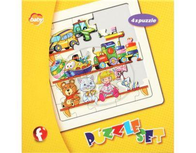 Efko Puzzle Set I. Baby