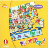 Efko Puzzle Set II. Baby