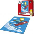 Efko Puzzle The Simpsons Bart na snowboardu 2