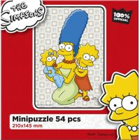 Efko Puzzle The Simpsons Holky ze Springfieldu