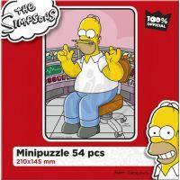 Efko Puzzle The Simpsons Homer v práci