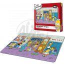 Efko Puzzle The Simpsons Pohoda ve škole 2