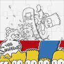 Efko Puzzle The Simpsons Vymaluj si čtverec 2