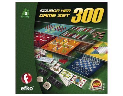 EFKO 54972 - SOUBOR HER 300