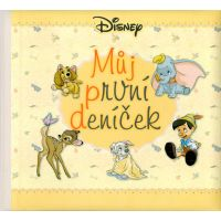 Egmont Disney Môj prvý denníček
