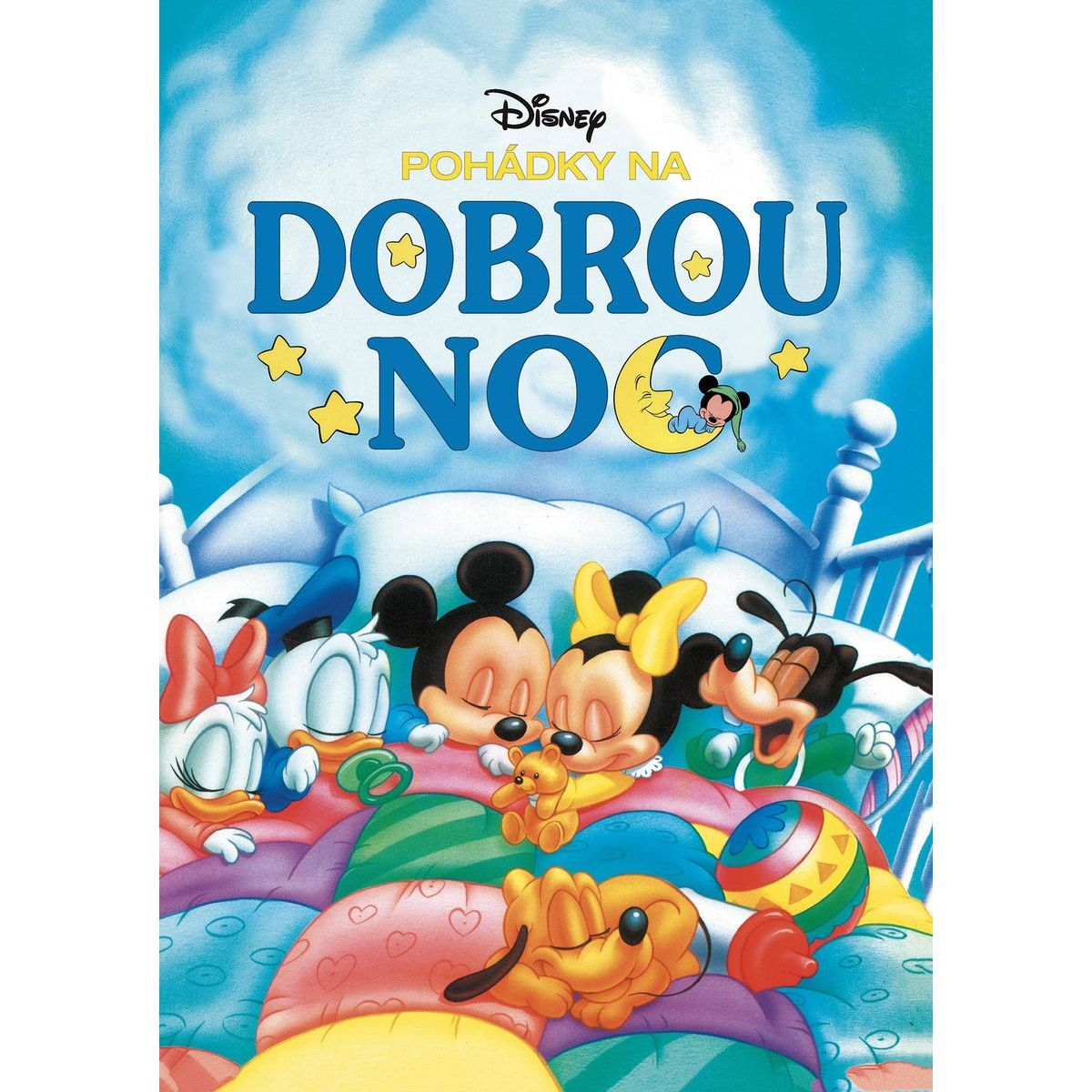 Egmont Disney Rozprávky na dobrú noc