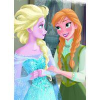 Egmont Ledové království Vítání jara s Annou a Elsou 3