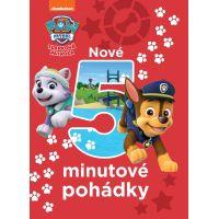 Egmont Tlapková patrola Nové 5 minutové pohádky
