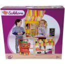 Eichhorn Dřevěný obchod 115 cm 2