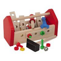 Eichhorn Dřevěný box s nářadím
