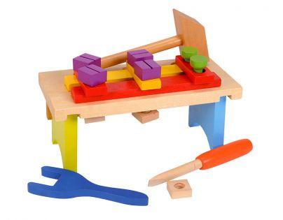 Eichhorn S 1846 - Dřevěný pracovní stolek, přísl.