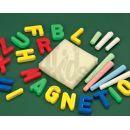 Eichhorn Magnetická tabule stojící se 42ks příslušenství 3