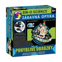 EIN-O Science Zábavná optika Pohyblivé obrázky