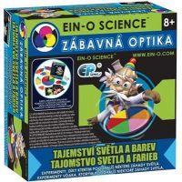 EIN-O Science Zábavná optika Tajemství světla a barev