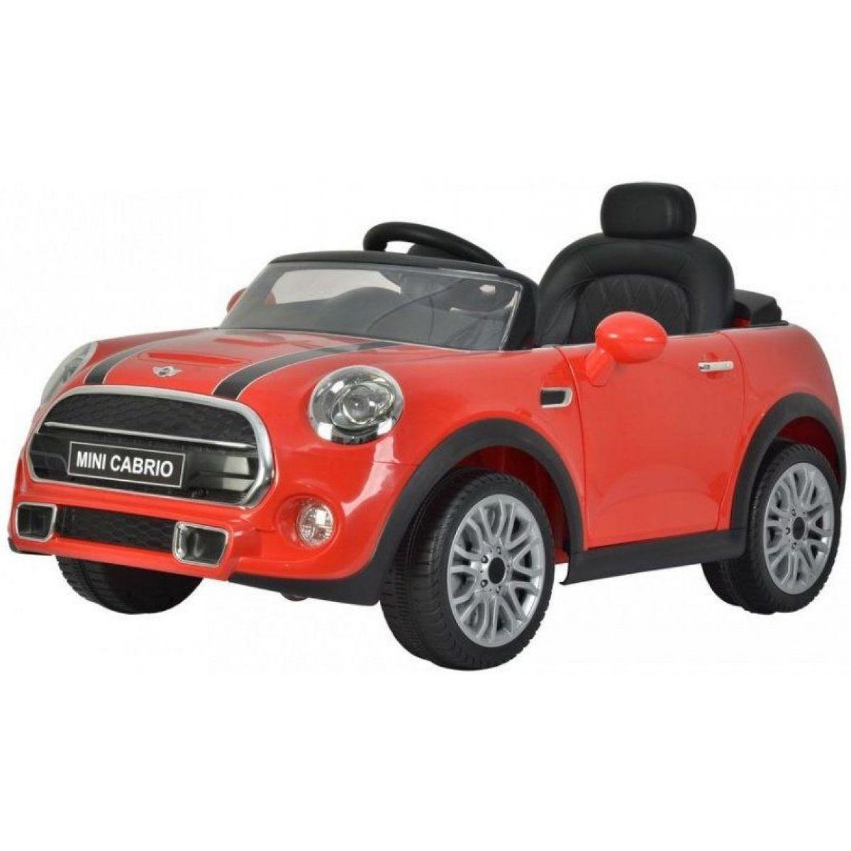 Elektrické auto MINI Cooper Cabrio