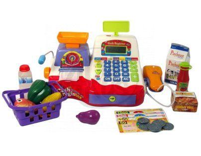 Mac Toys Elektronická pokladna - Poškozený obal