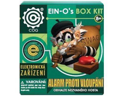 Elektronická zařízení - Alarm proti vloupání Ein-O E23821
