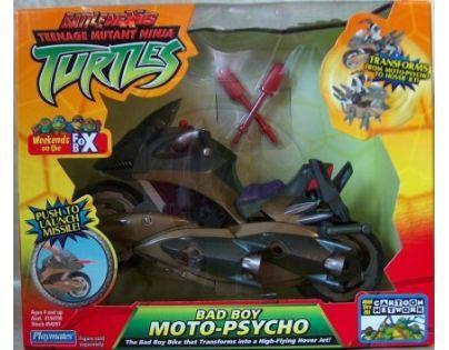 Želvy Ninja TMNT Bojová vozidla - Moto-psycho
