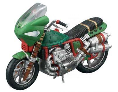 Želvy Ninja TMNT Bojová vozidla - Shell Cycle