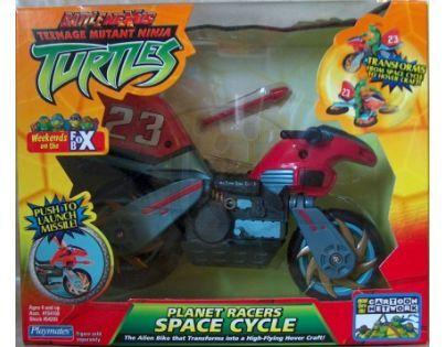 Želvy Ninja TMNT Bojová vozidla - Space Cycle
