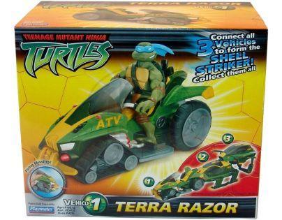 Želvy Ninja TMNT Bojová vozidla - Terra Razor