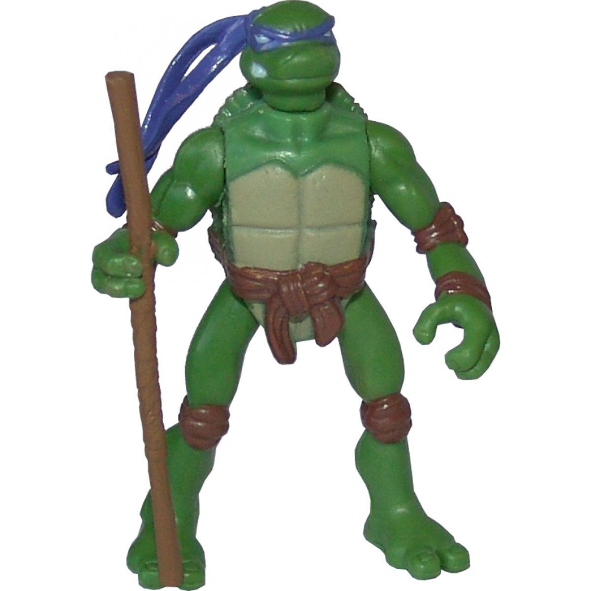 Želvy Ninja TMNT mini figurka 6 cm - Donatello
