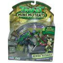Želvy Ninja TMNT mini mutants sada s padákem a figurkou 4