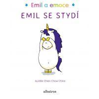 Albatros Emil se stydí