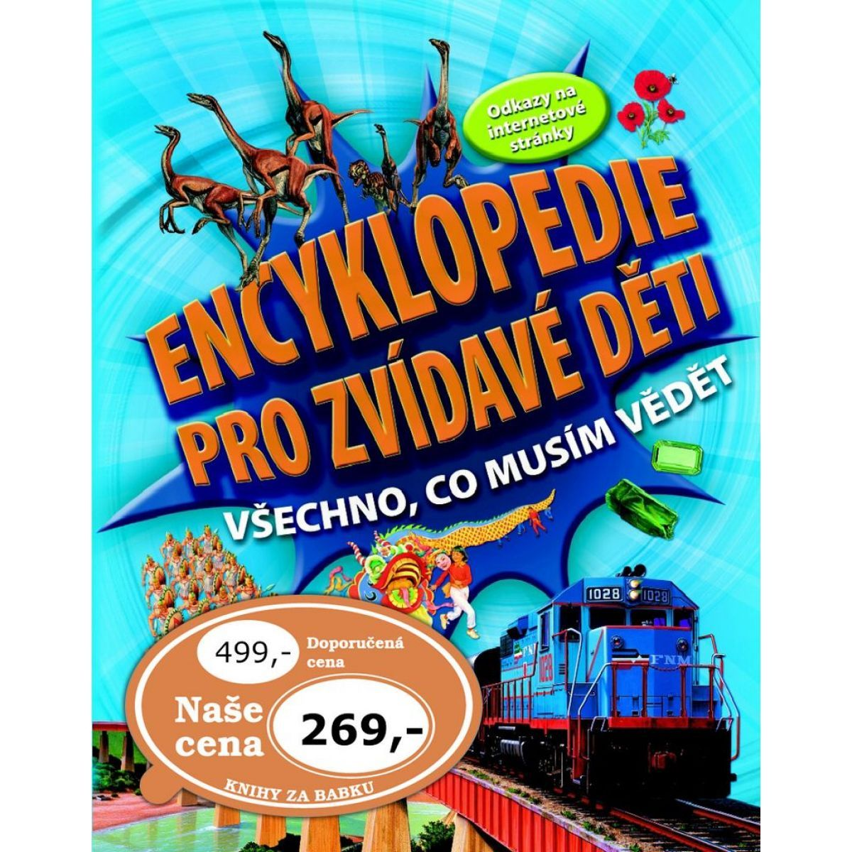 Svojtka Encyklopedie pro zvídavé děti