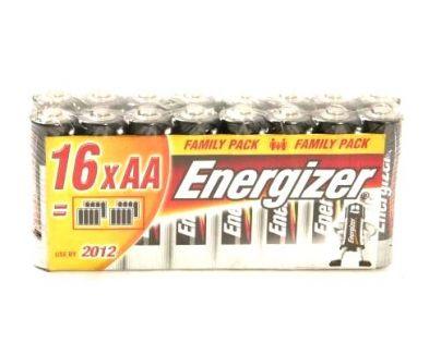 Energizer Alkaline Power AA 16pack
