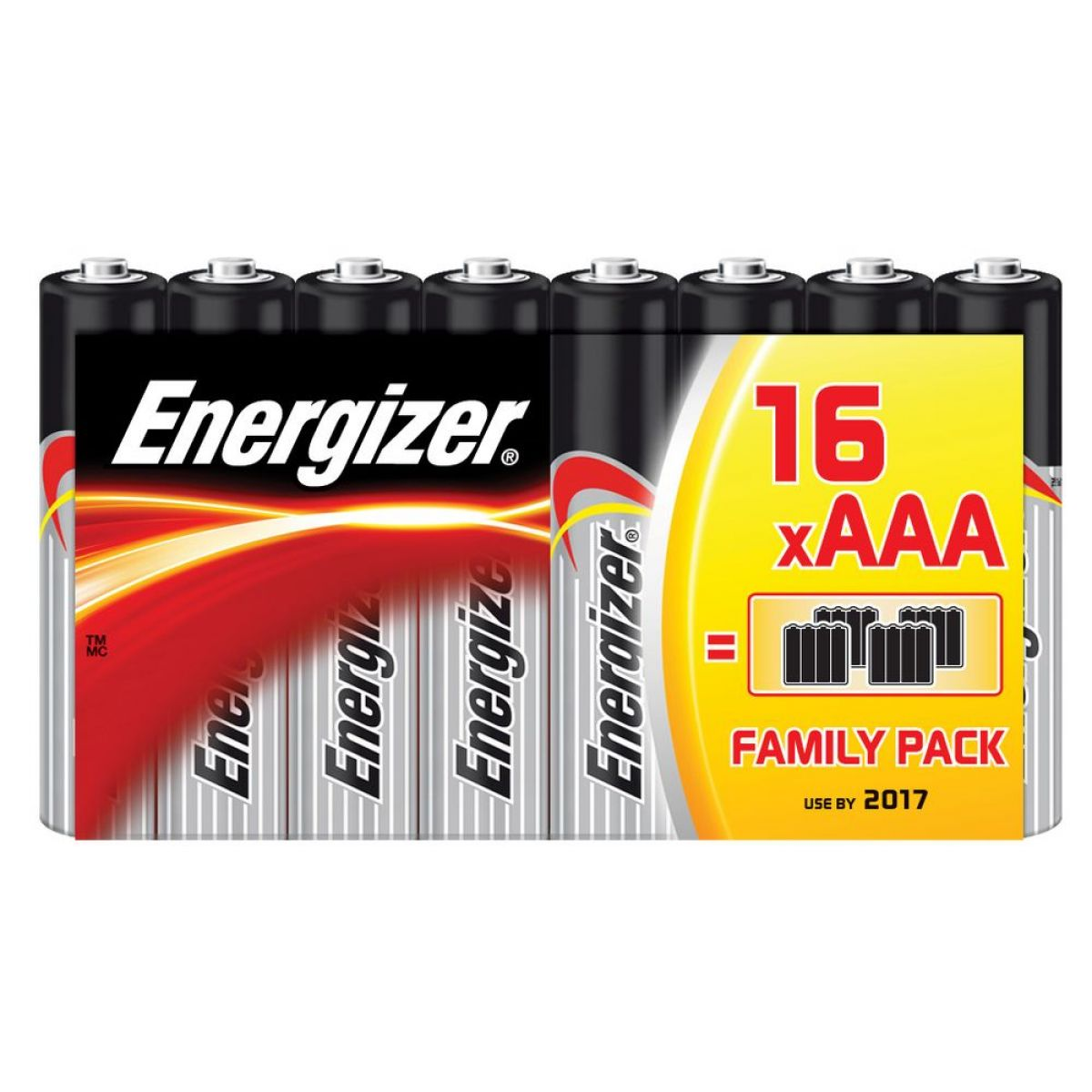 Energizer Alkaline Power AAA 16pack