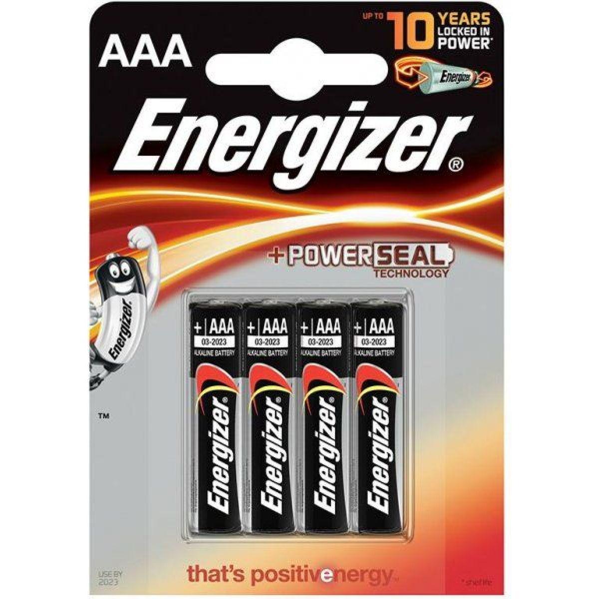 Energizer Base AAA 4ks 35032915