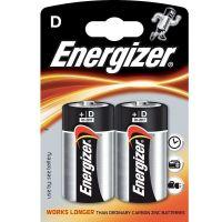 Energizer Alkaline Power D 2pack