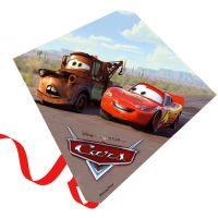 Teddies 55000277 - Plastový drak Cars 62x62cm