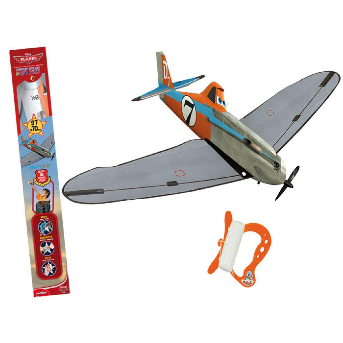 Eolo Planes Drak 3d Dusty 97 x 70 cm