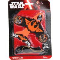 Eolo Sports Star Wars Ledadlo na gumu - Oranžovo-černá 2