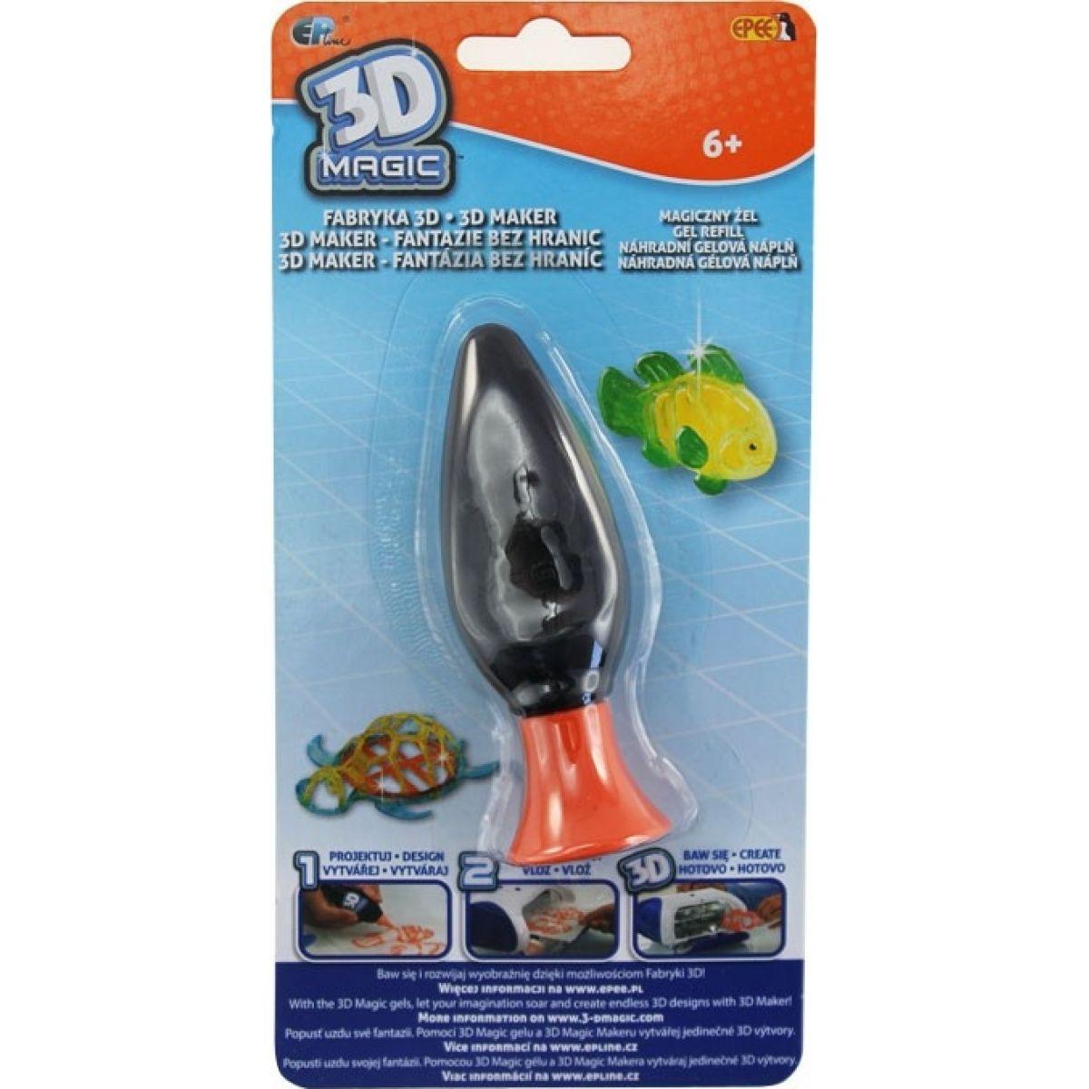 EP Line 3D Magic náhradní náplň 1ks - Oranžová
