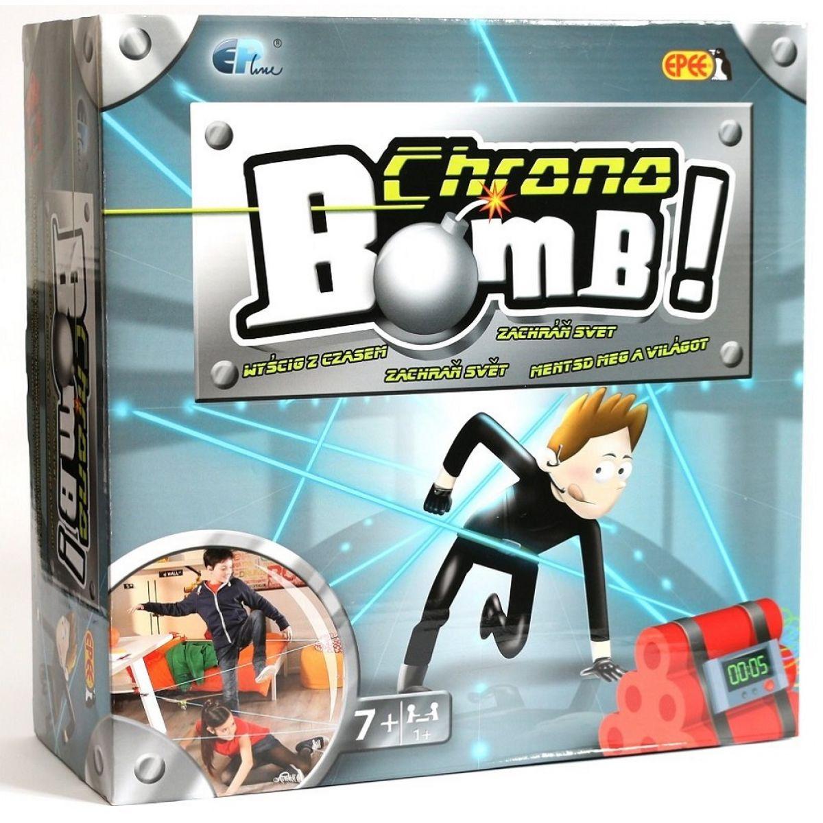 EP Line Chrono Bomb