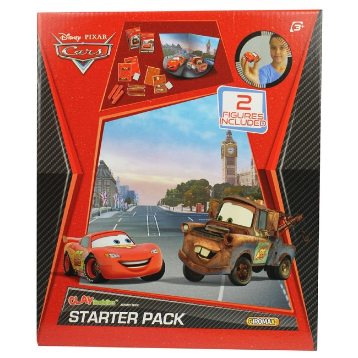 Disney Cars Starter pack