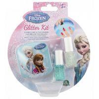 EP Line Disney Frozen Sada laků na nehty - Bílá a tyrkysová