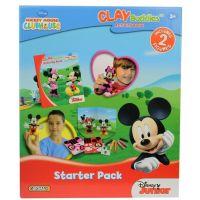 Teddies 10299788 - Modelína Plastelína Mickey Mouse s doplňky v krabici