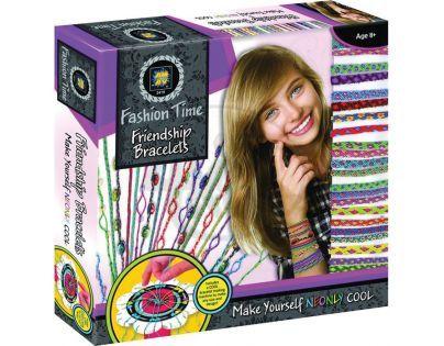 EP Line Fashion Time - výroba náramků přátelství