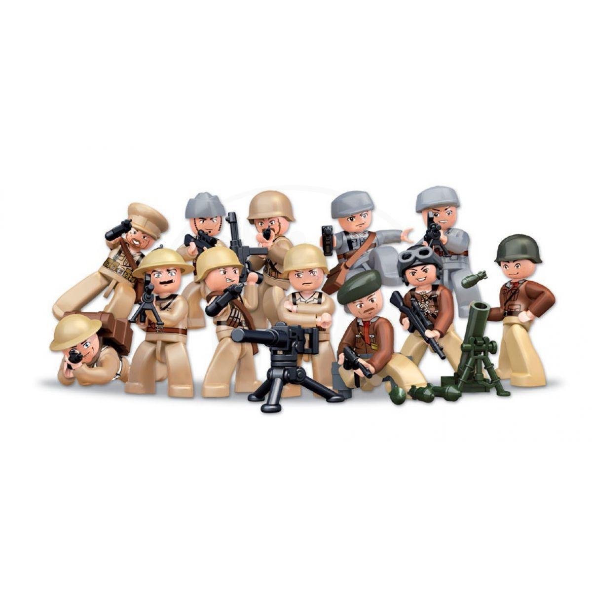 EP Line Figurka Voják v krabičce